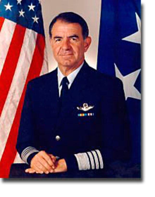 GENERAL JOSEPH W. ASHY
