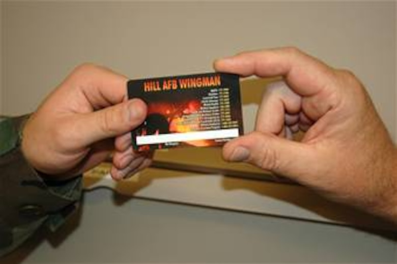 The Hill Air Force Base Boldface Card