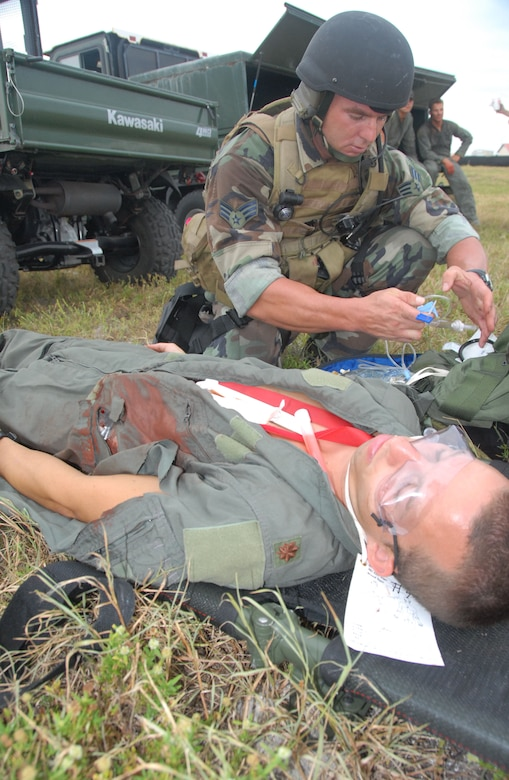 performing a casualty assessment in the Triage in a multi-scale destruction, disaster, catastrophic, casualty event, such as following a tornado or an explosion in a populated area, first responders follow a similar triage category scale as the us military.