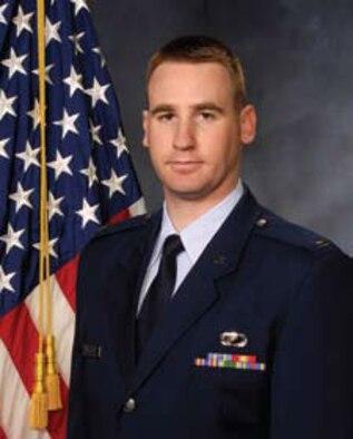 First Lieutenant Mark Mallory