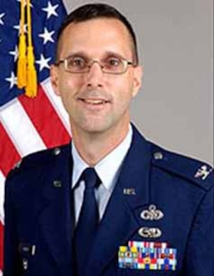 Col. Brad Ashley
