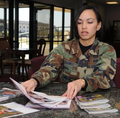 Staff Sgt. Cecilia Toomey