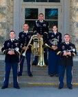 The 1 ID Brass Quintet