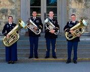 The 1 ID Tuba Quartet