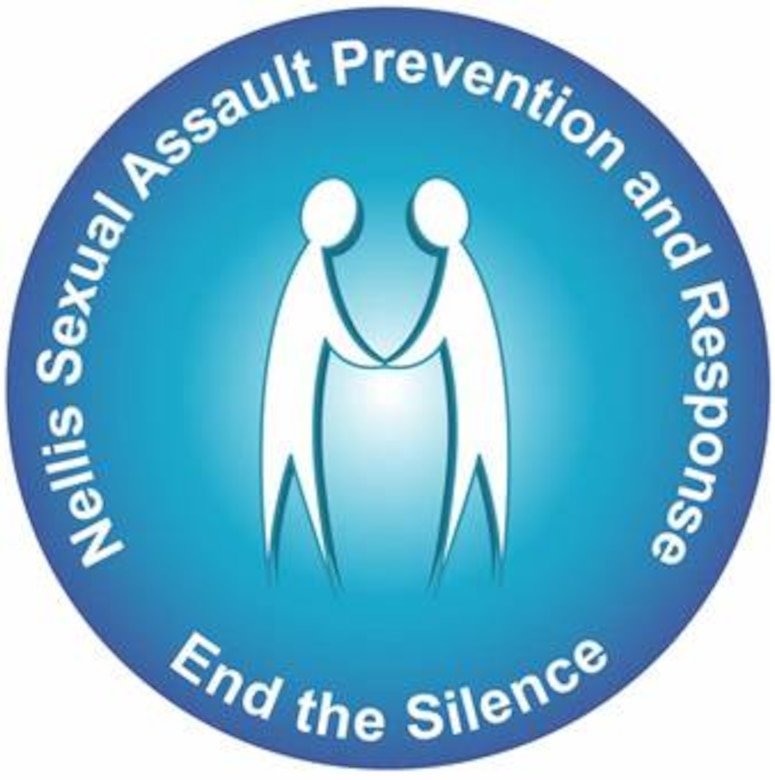 Nellis Sexual Assault Prevention and Response Logo