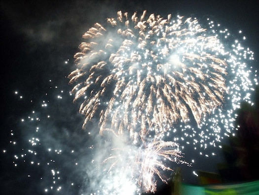 Each year, fireworks help ring in the New Year in the KMC. Courtesy photo.
