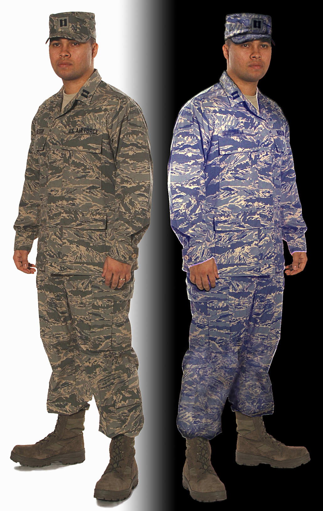 298061e35dd HOW NOT TO CONVERT YOUR AIRMAN BATTLE UNIFORMS INTO GLOW-IN-THE-DARK  WIDOW-MAKERS