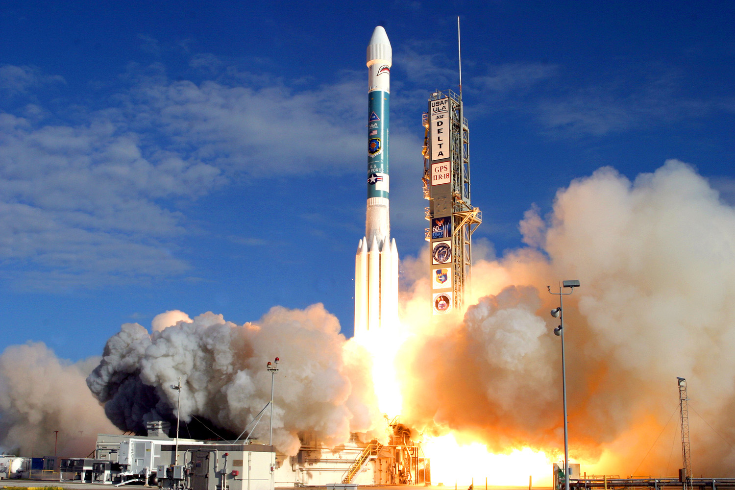 Successful Gps Iir 18 M Launch From Cape Canaveral Afs Air Force