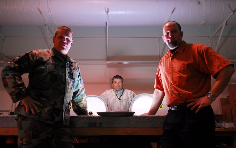 VANDENBERG AIR FORCE BASE, Calif.