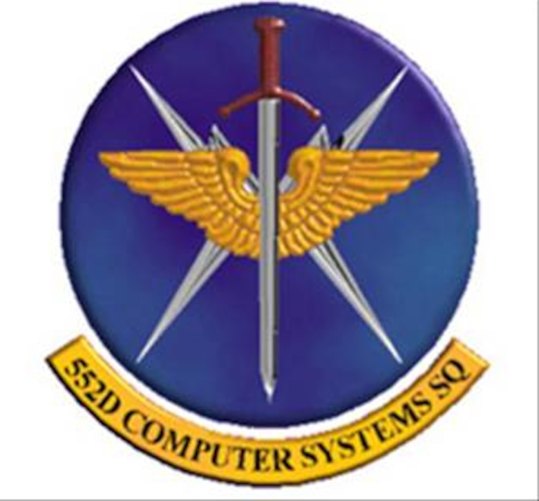 552ND COMPUTER SYSTEMS SQUADRON