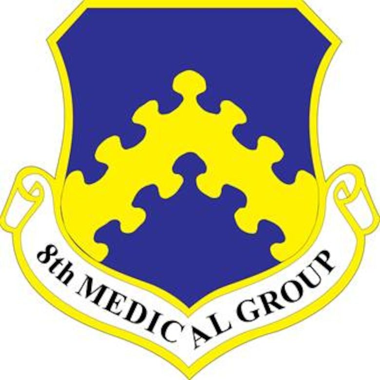 8th Medical Group.