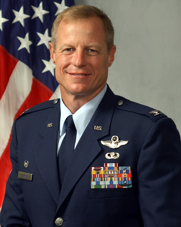 Col. David Petersen, 47th Operations Group commander