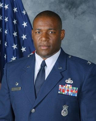 Col. Gerald Curry, 99th Security Forces Squadron Commander