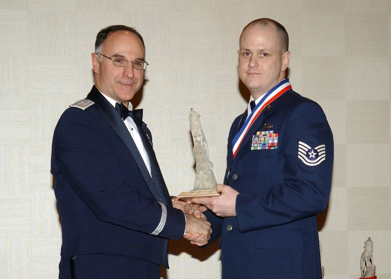EIELSON AIR FORCE BASE, Alaska -- The 354th Fighter Wing 2006 Non Commissioned Officer of the Year is Technical Sgt Raymond Jock.