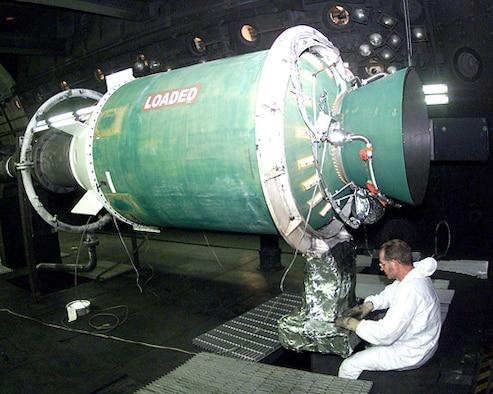 Minuteman Iii Replacement Program Wraps Up Gt Arnold Air