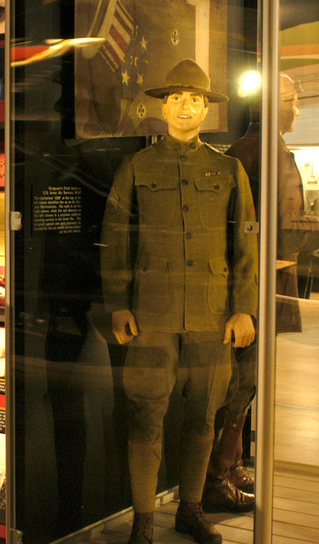 Sergeant S Field Uniform U S Army Air Service Wwi