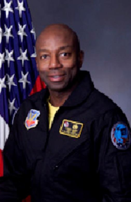 Master Sgt. Terrell Murray