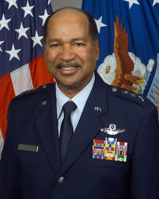 Lt. Gen. Daniel James III was commissioned in 1968 and served 10 years on active duty. He joined the Texas Air National Guard in 1978 and became director of the Air National Guard in 2002. (U.S. Air Force photo)