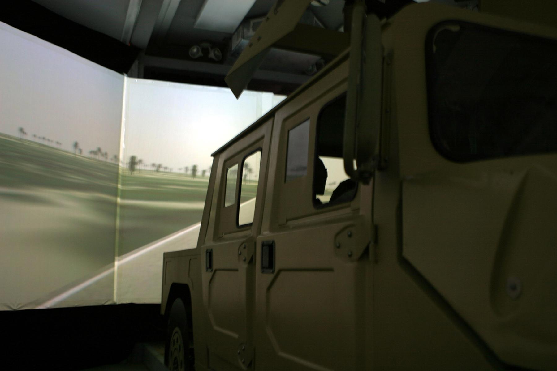 Task Force 1/4 integrates virtual reality, convoy training ...