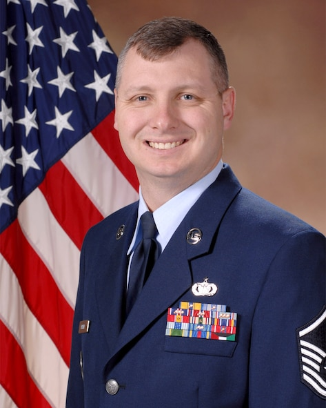Master Sgt. Russell Pember