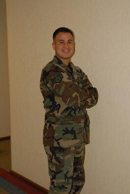 Luke Air Force Base Thunderbolt of the week:  Staff Sgt. Angelo Pelligrini