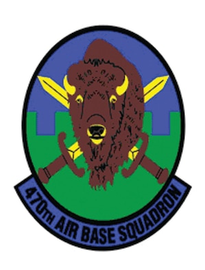 470th Air Base Squadron patch