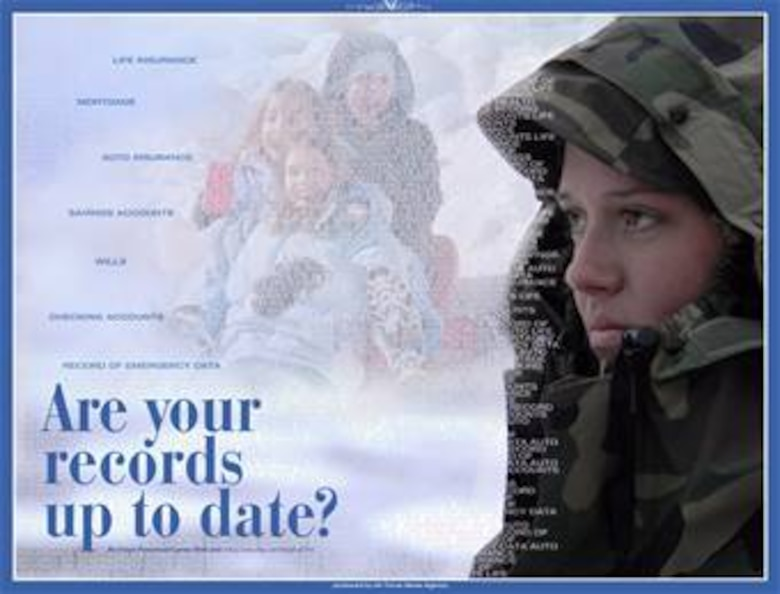 Are your records up to date?