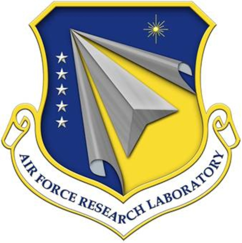 The Air Force Research Laboratory shield.