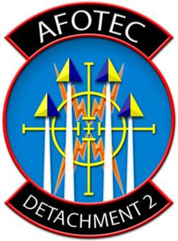 The AFOTEC Detachment 2 patch.