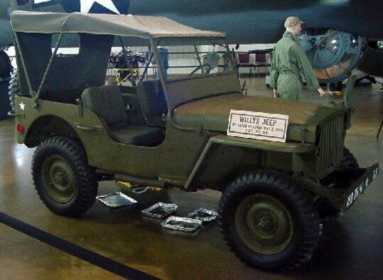 World War II Willys Jeep