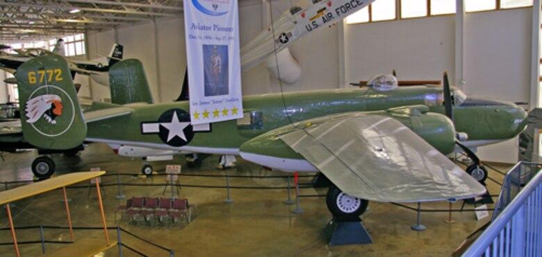 "North American B-25J ""Mitchell"""