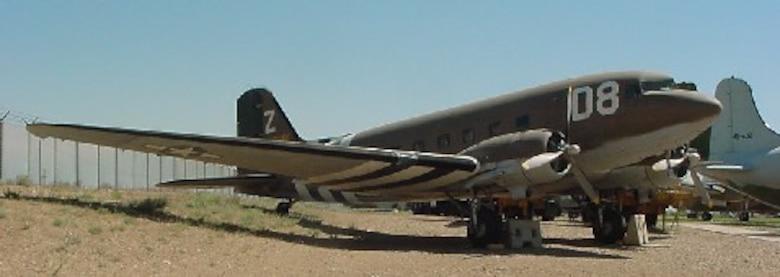 "Douglas VC-47 D-15-DK ""Skytrain"""