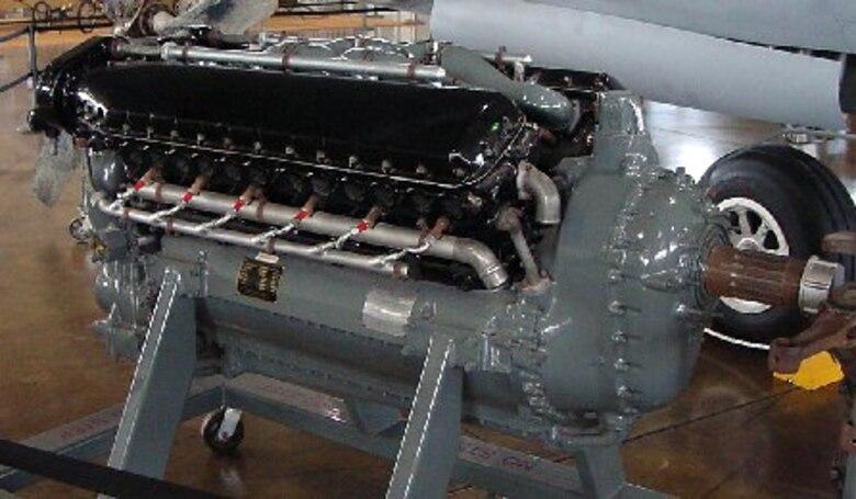 Allison V-1710-81 F2OR Inline Engine