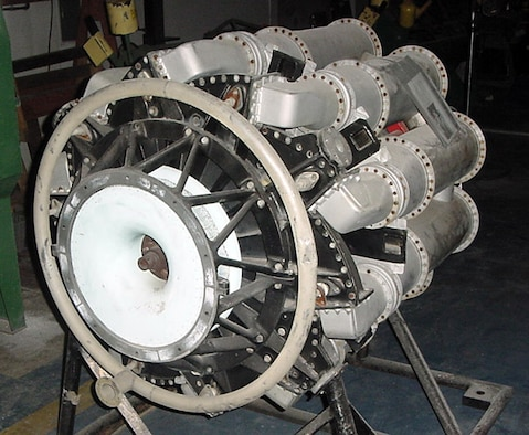 General Electric J31 Turbojet Engine