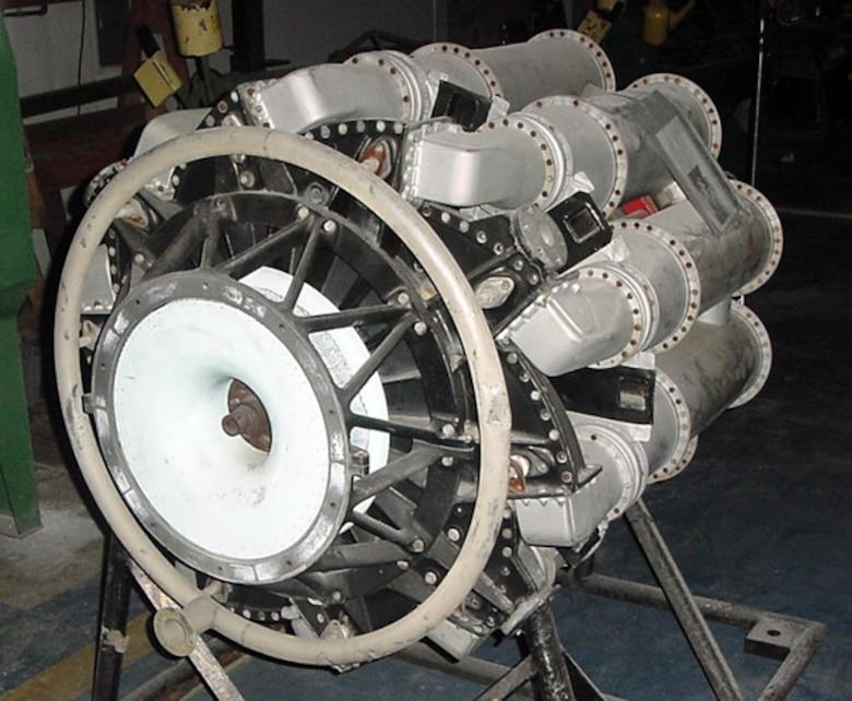 General Electric J31 Turbojet Engine