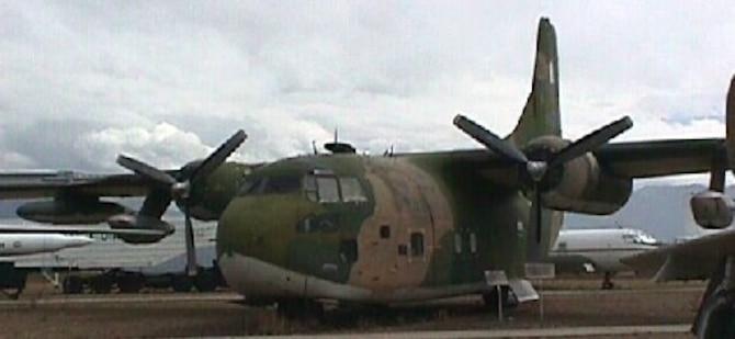 """Fairchild-Chase C-123K """"Provider"""""""