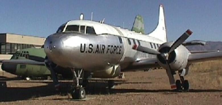 "Convair T-29C ""Flying Classroom"""