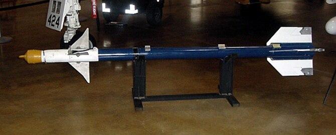 "Raytheon AIM-9 ""Sidewinder"" Air-to-Air Missile"