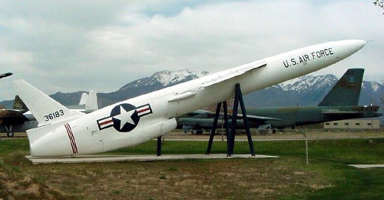 Northrop XSM-62A Snark S/N 53-8183