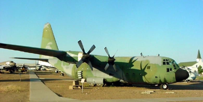 "Lockheed NC-130B ""Hercules"" S/N 57-0526"