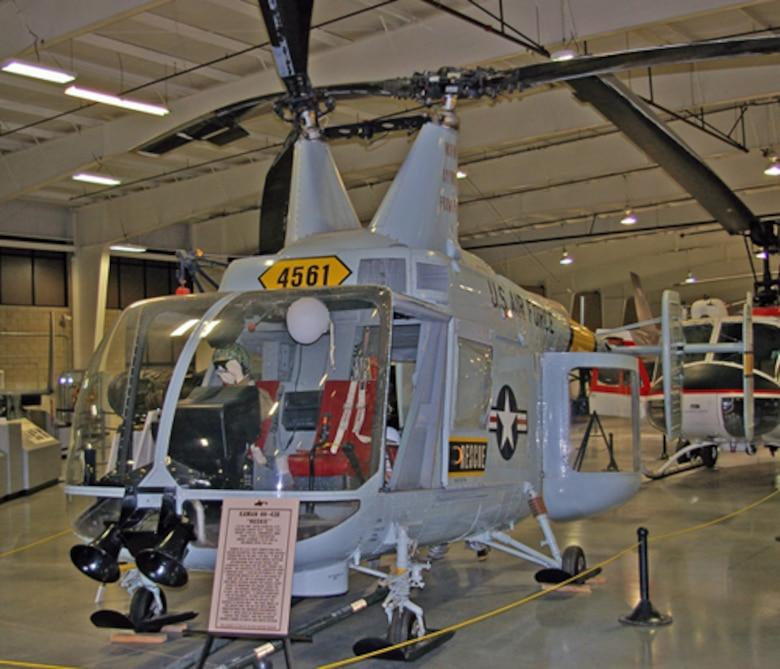 "Kaman HH-43B ""Huskie"" Helicopter S/N 62-4561"