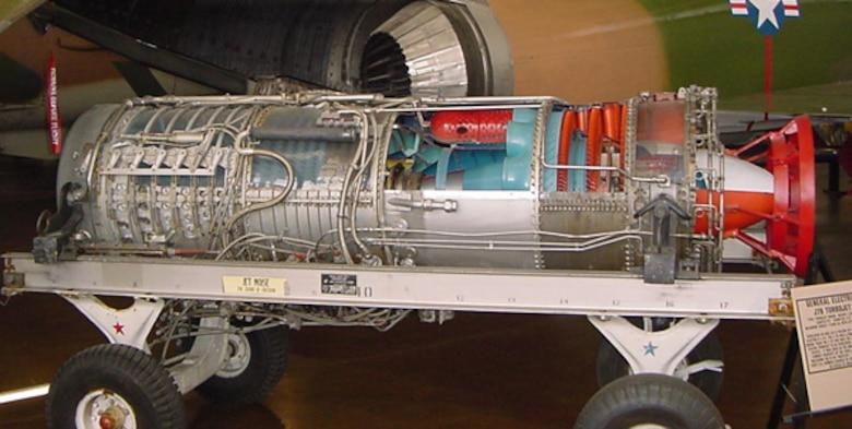 General Electric J79 Turbojet Engine