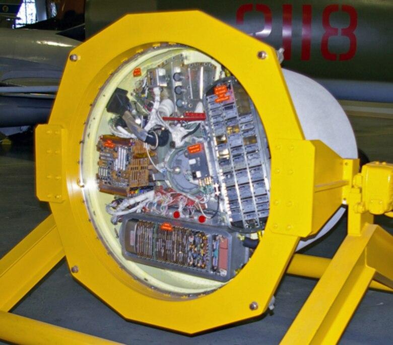 Minuteman II NS17 Missile Guidance Set