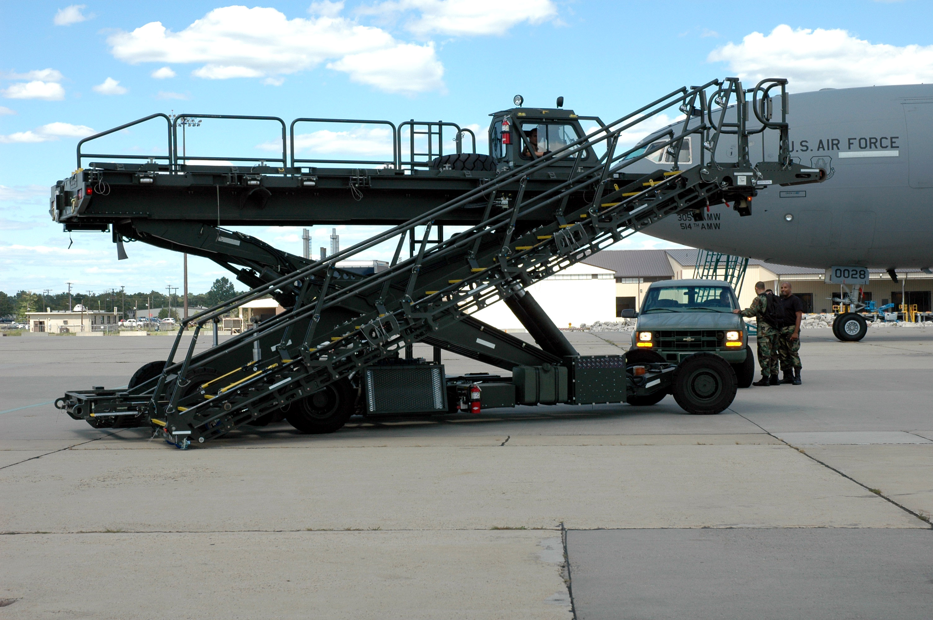 Airport High Loaders Market in 360MarketUpdates.com