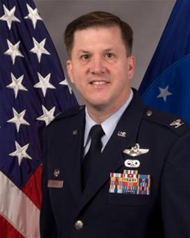 COLONEL GLEN G. JOERGER