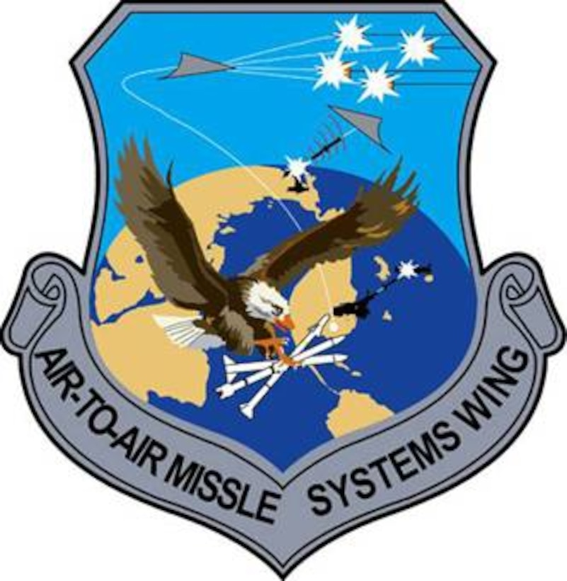 Official 328th Armament Systems Wing shield.