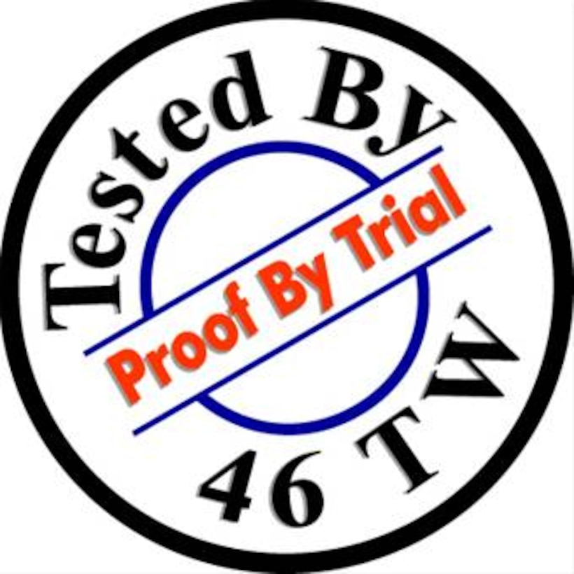 46th Test Wing logo.