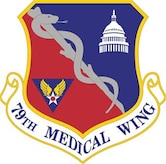 79th Medical Wing Patch