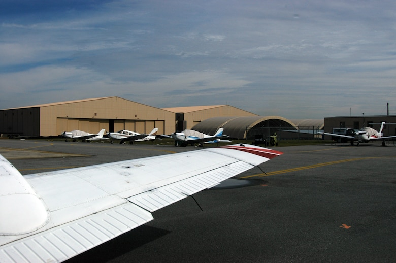 The Robins Air Force Base Aero Club has many general aviation aircraft available to members including three Piper Warriors, a Piper Arrow and a BE-55. For more inforamtion on the Robins Aero Club call (478) 926-4867