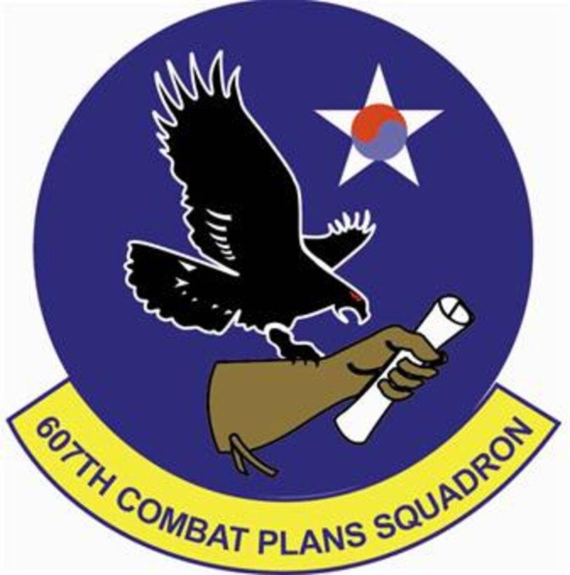 607th Combat Plans Squadron